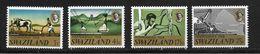 SWAZILAND 19678 INDEPENDANCE  YVERT N°157/60  NEUF MNH** - Swaziland (1968-...)