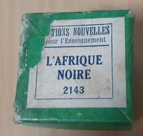 Film Fixe 2143 L'afrique Noire - 35mm -16mm - 9,5+8+S8mm Film Rolls