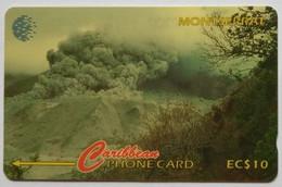 124CMTB Volcano EC$20 - Montserrat