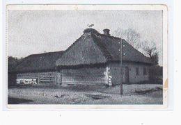 Brest- Litovsk Wohnhaus Ca 1915 OLD POSTCARD 2 Scans - Weißrussland