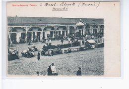 Brest- Litowsk Markt Ca 1910 OLD POSTCARD 2 Scans - Weißrussland