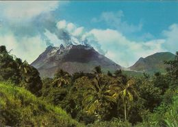 CPM Guadeloupe, Eruption Du Volcan De La Soufriere - Guadeloupe
