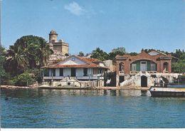Cuba  - Castillo De Jagua En La Bahia De Cientugos   -  (wz-L-1- 338) - Postcards