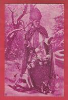 Vive St Nicolas / Sinterklaas - 193? ( Voir Verso ) - Saint-Nicolas