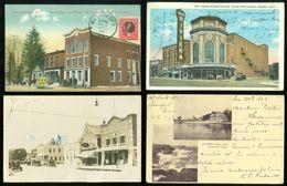 Beau Lot De 60 Cartes Postales D' Amérique  America  Mooi Lot Van 60 Postkaarten Van Amerika - Cartes Postales