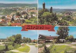 KIRKEL Sur Saar - Carte Multivues (Multi-view) - Saarpfalz-Kreis