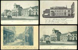 Beau Lot De 40 Cartes Postales De Belgique éditeur Rosenbaum , Bruxelles     Mooi Lot Van 40 Postkaarten Van België - Cartes Postales