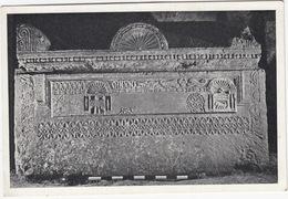 Beth She 'Arim - Decorated Sarcophagus - (Israël) - Israël