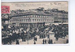 St Petersbourg Coin Du Newski Et De La Rue Sadowaja 1910 OLD POSTCARD 2 Scans - Russie