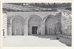 Beth She 'Arim - Arcaded Facade Of The Sarcophagi Catacomb  - (Israël) - Israël