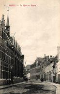 BELGIQUE - YPRES LA RUE DES STUERS - Unclassified