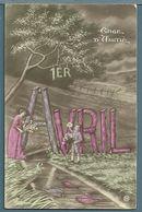 CPA - POISSON D'AVRIL - 1er Avril - Poisson D'avril