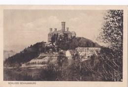 Château De SCHAUMBURG - Vue Générale (gesamtansicht) - - Schaumburg