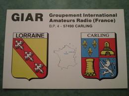 GIAR - Groupement International Amateurs Radio - Radio