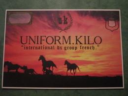 "UNIFORM.KILO ""international Dx Group French"" - Radio"
