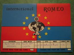 International ROMEO - Radio