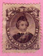 TERRE NEUVE - NEWFOUNDLAND - CANADA - 1862 - N° 20A Neuf - COLONIE BRITANNIQU - 1857-1861