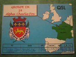 GROUPE DX 14 - Alpha Charlie Fox - Radio
