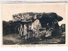 56  PLOUHARNEL  CARNAC  DOLMEN  DE  CRUCUNO    TBE  AU524 - Carnac