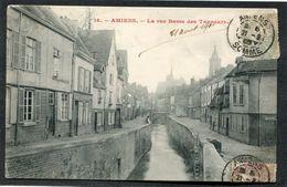 CPA - AMIENS - La Rue Basse Des Tanneurs - Amiens