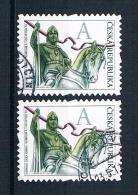 Tschechische Republik 2012 Mi.Nr. 723 2 Mal Gestempelt - Czech Republic