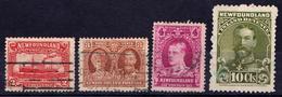 TERRE NEUVE - NEWFOUNDLAND - CANADA - 1928 - N° 132 à 134 Oblitéré - COLONIE BRITANNIQUE - Terre-Neuve