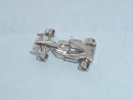 Pin's FORMULE 1 ARGENT - Car Racing - F1