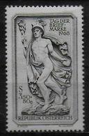 AUTRICHE     N°  1106  * *      Poste  Hermes  Messager Des Dieux - Correo Postal