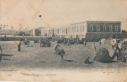 TRIPOLI D'AFRIQUE - N° 508 - LA CASERNE - Libya