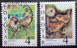 ÎLES FEROE               N° 348/349                  NEUF** Et OBLITERE - Faroe Islands