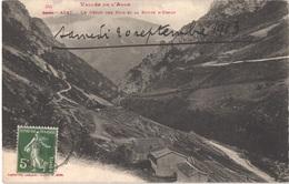 FR11 AXAT - Labouche 344 - Le Dépôt De Bois Et La Route D'USSON - Belle - Axat