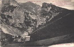 FR11 AXAT - Labouche 487 - Usine électrique Et Tuyau De Descente - Belle - Axat