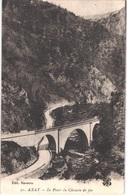 FR11 AXAT - Navarro 92 - Le Pont De Chemin De Fer - Belle - Axat