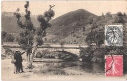 FR11 AXAT - Ll 6 - Le Pont - Animée - Belle - Axat