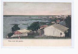 Paraguay Vista Total De Puerto Ca 1920 OLD POSTCARD 2 Scans - Paraguay