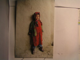Jeune Fille - Afghanistan