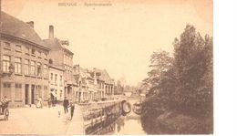 Brugge - Bruges - CPA - Speelmansreie - Brugge