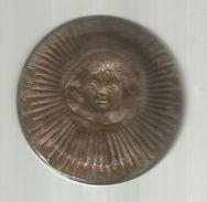 Médaille , S.O.S. Villages D'enfants De France, 1956-1986 , Diam :7 Cms , 270 Gr, Bronze , 2 Scans , Frais Fr : 4.25 E - Professionnels / De Société
