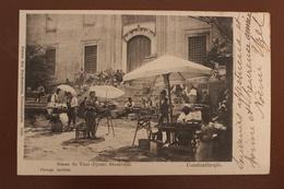 CONSTANTINOPLE - BAZAR DE YENI DJAMI STAMBOUL - Turquie