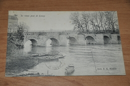 482- LIMAY--1904--Le Vieux Pont - Limay