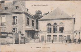54 Luneville Le  Theatre - Luneville
