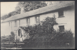 Cumbria Postcard - Post Office, Wythburn  RT142 - Cumberland/ Westmorland