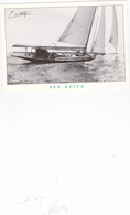 Cpm Neuve Pen Duick   TABARLY  AVEC SIGNTURE   TABARLY - Ansichtskarten