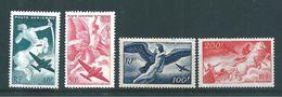 France PA De 1946/47  N°16 A 19  Neufs ** Petite Trace De Charnière Sur Le N°19 - Poste Aérienne