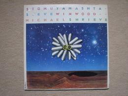 STOMU YAMASHITA STEVE WINWOOD MICHAEL SCHRIEVE - GO (LP) (ISLAND 1976) - Rock