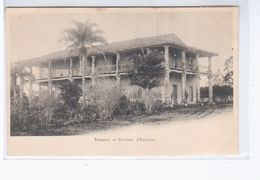 Paraguay Environs D`Asuncion 1903 OLD POSTCARD 2 Scans - Paraguay