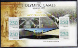 GRENADA Personalized Stamps S/Sheet Mnh Olympic Games ATHENS 1896 - Summer 1896: Athens