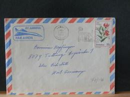 77/046    LETTRE  ZIMBABWE - Zimbabwe (1980-...)