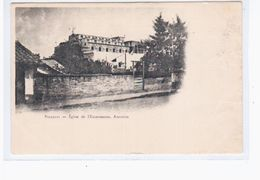 Paraguay Asuncion Eglise De L`Encarnacion Ca 1910 OLD POSTCARD 2 Scans - Paraguay