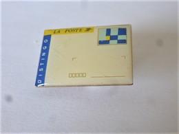 PINS LA POSTE  DISTINGO / 33NAT - Mail Services
